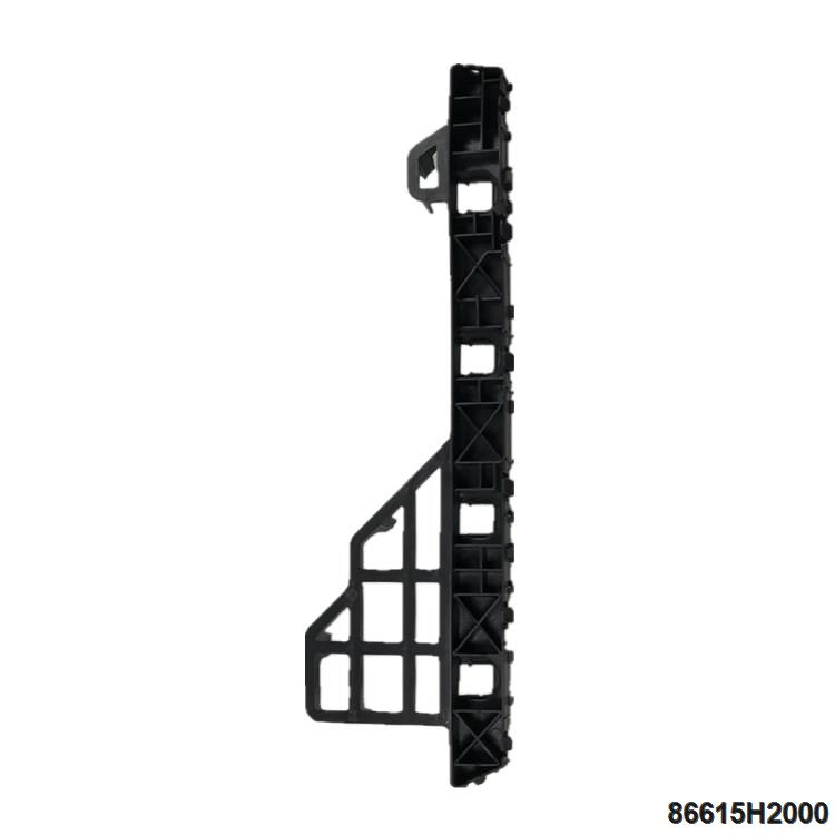 86615H2000 for K2 17 REAR BUMPER BACKET Left