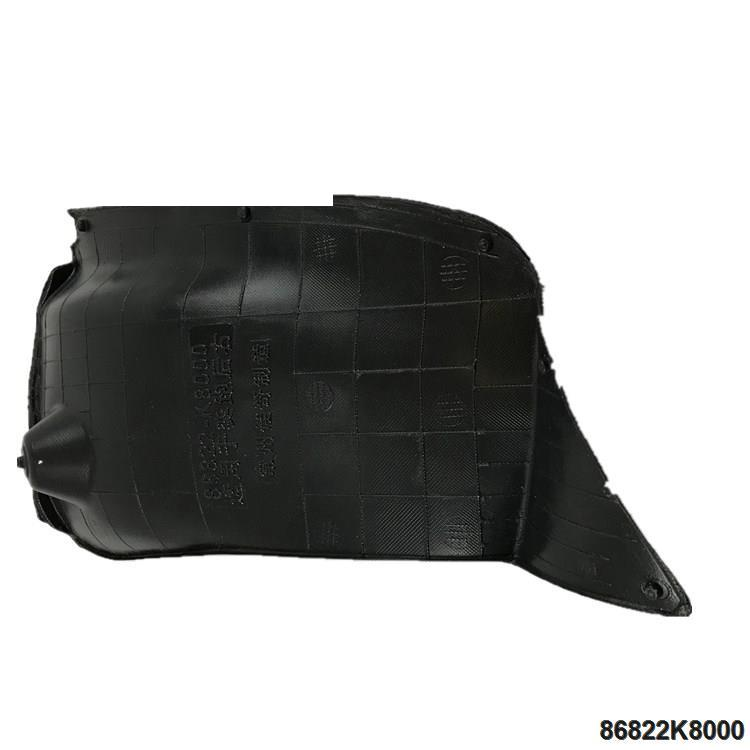 86822K8000 Inner fender for Kia KX1 19 Rear Right