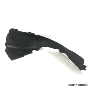 86811D0000 Inner fender for Hyundai REINA 18 Front Left
