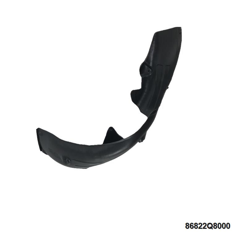 86822Q8000 Inner fender for Kia K3 19 Rear Right