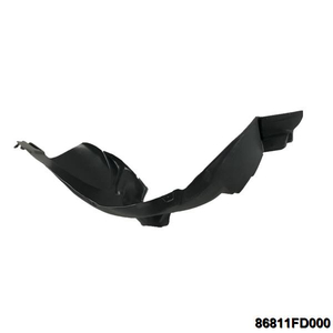 86811FD000 Inner fender for Kia RIO II Front Left