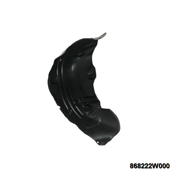 868222W000 Inner fender for Hyundai SANTA FE III Rear Right